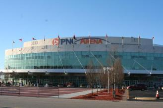 42_Approaching_PNC_Arena