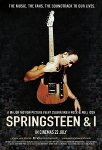 Springsteen & I-Filmposter