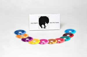Front mit CDs